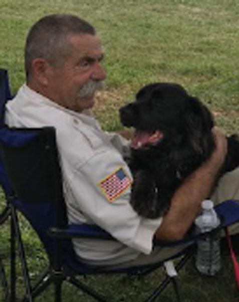 Captain John Corradi, Rixeyville, VA