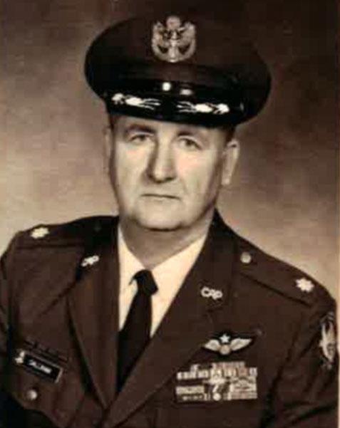 Col. Floyd Callihan (CAP)