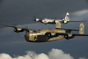 Photos from Commemorative Air Force B29 B24 Squadron‎AirPower History Tour Coming to Hagerstown